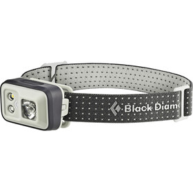 Black Diamond Cosmo - Linterna frontal - gris/blanco